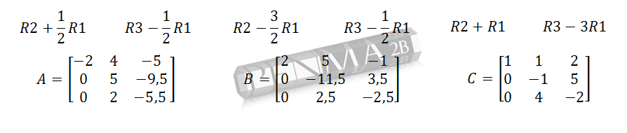 determinan matriks segitiga atas-1