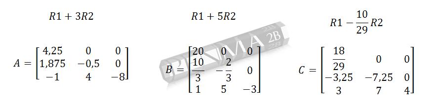determinan matriks segitiga bawah-2